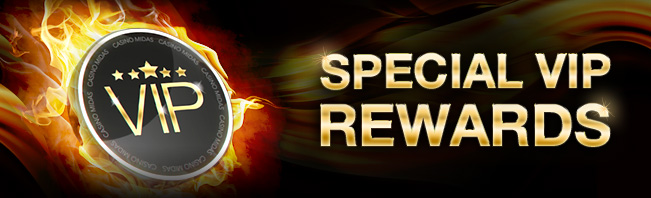 Special VIP Rewards