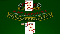 European Blackjack