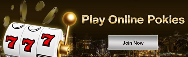 Play online pokies