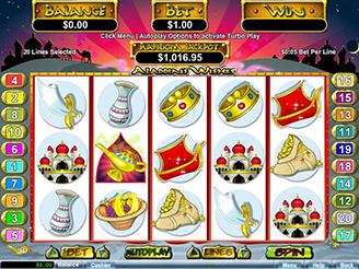Nya Casino Spin Palacen