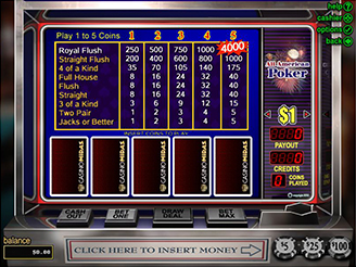 online casino best poker american